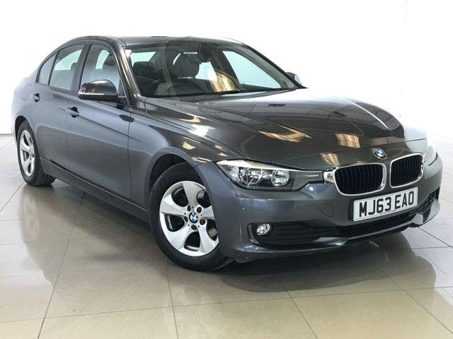 View our 2013 63 BMW 3 SERIES 2.0 320D EFFICIENTDYNAMICS 4d AUTO 161 BHP