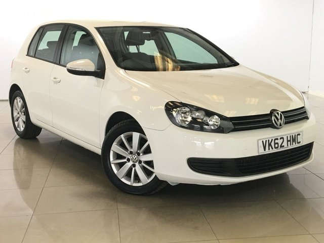 View our 2012 62 VOLKSWAGEN GOLF 2.0 MATCH TDI BLUEMOTION TECHNOLOGY 5d 138 BHP