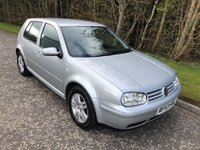 2003 VOLKSWAGEN GOLF 1.6 MATCH 5d 103 BHP £950.00
