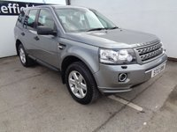 2013 LAND ROVER FREELANDER 2.2 SD4 GS 5d AUTO 190 BHP £12975.00