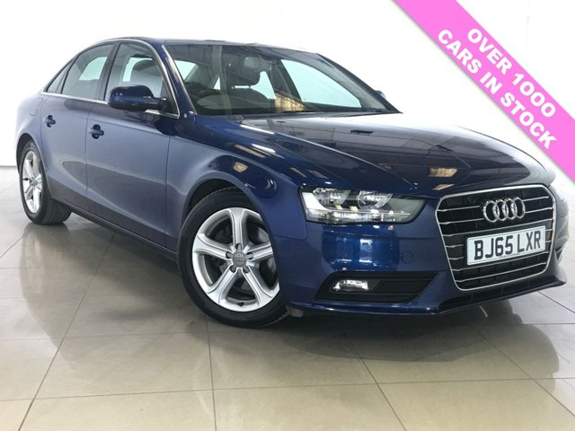 View our 2015 65 AUDI A4 2.0 TDI ULTRA SE TECHNIK 4d 161 BHP