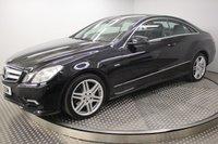 2010 MERCEDES-BENZ E CLASS E250 CDI BLUEEFFICIENCY SPORT 2d AUTO 204 BHP £10494.00