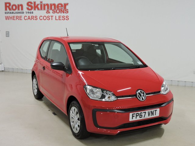 View our 2018 67 VOLKSWAGEN UP 1.0 TAKE UP 3d 60 BHP