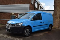 2015 VOLKSWAGEN CADDY 1.6 C20 TDI STARTLINE 1d 101 BHP with an AA inspection £8999.00
