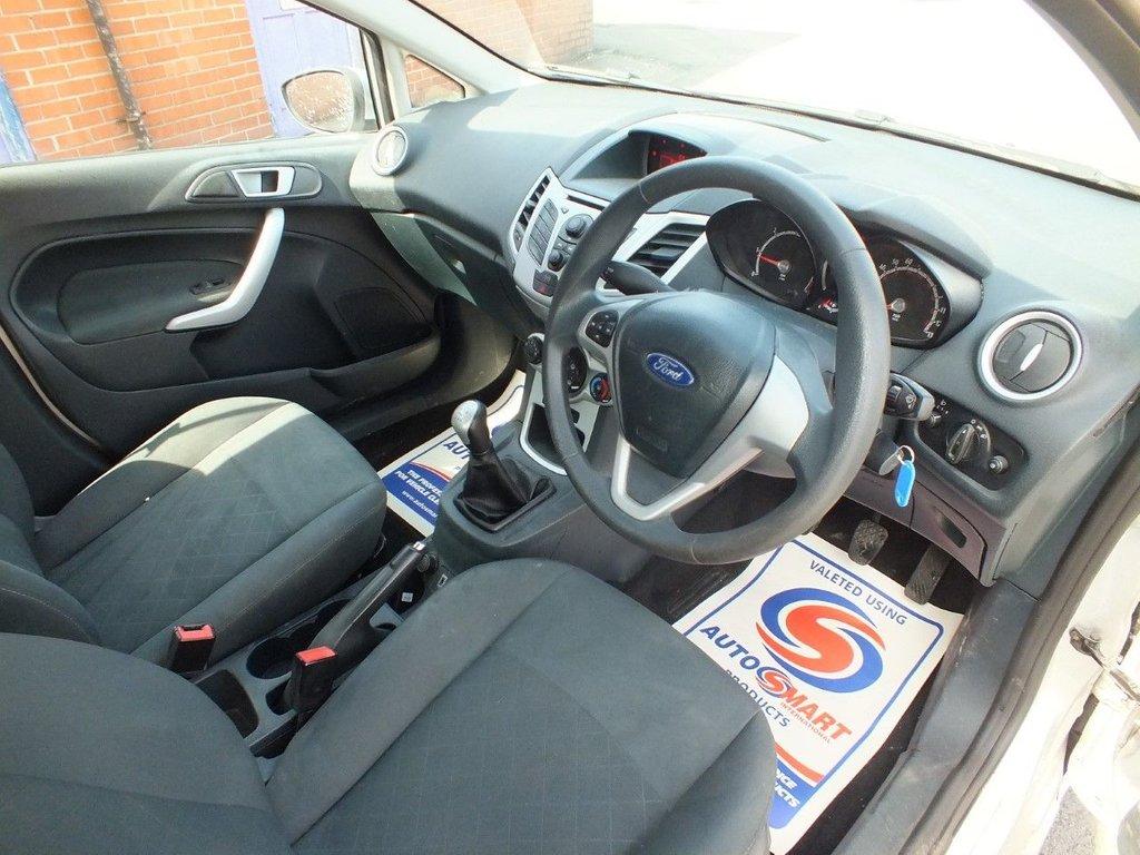 2012 Ford Fiesta Edge Tdci 4195 12 Used 14 5d 69 Bhp