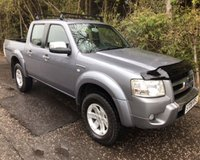 2008 FORD RANGER 3.0 THUNDER 4X4 LWB NO VAT 4DR PICK UP AUTO 156 BHP £6999.00