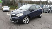 USED 2013 63 VAUXHALL MOKKA 1.7 TECH LINE CDTI S/S 5d 128 BHP FULL MAIN DEALER HISTORY