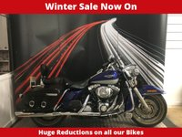 USED 2006 06 HARLEY-DAVIDSON TOURING 1450cc FLHRCI ROAD KING