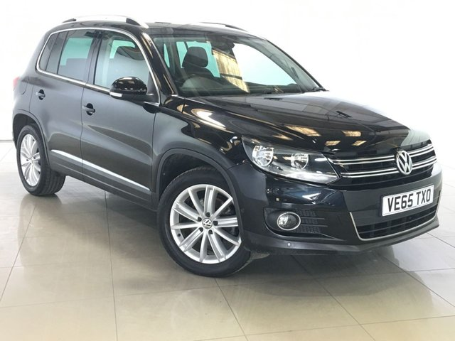 View our 2016 65 VOLKSWAGEN TIGUAN 2.0 MATCH EDITION NAV TDI BMT 5d 148 BHP