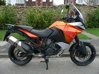 2014 KTM ADVENTURE 1190 ADVENTURE 14  £7995.00
