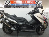 USED 2016 16 YAMAHA XP 500 T-MAX 530cc XP 500 A TMAX  ONE OWNER! ONLY 4,000  MILES!!