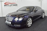2004 BENTLEY CONTINENTAL 6.0 GT 2d AUTO 550 BHP £24495.00