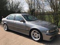 USED 2002 52 BMW 5 SERIES 3.0 530I SPORT 4d AUTO 228 BHP