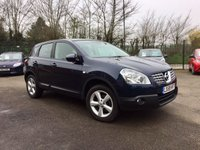 2009 NISSAN QASHQAI 2.0 ACENTA 5d AUTOMATIC  LOW MILEAGE WITH SERVICE HISTORY  £5500.00
