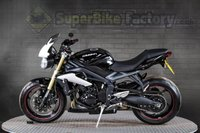 USED 2016 66 TRIUMPH STREET TRIPLE 675cc  ABS  ALL TYPES OF CREDIT ACCEPTED OVER 500 BIKES IN STOCK