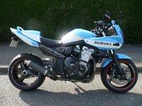 2007 SUZUKI GSF 1250 SA K7 £3495.00
