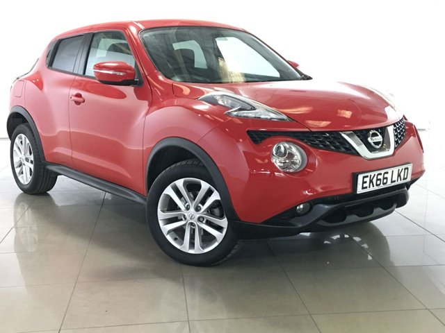 View our 2016 66 NISSAN JUKE 1.5 ACENTA DCI 5d 110 BHP