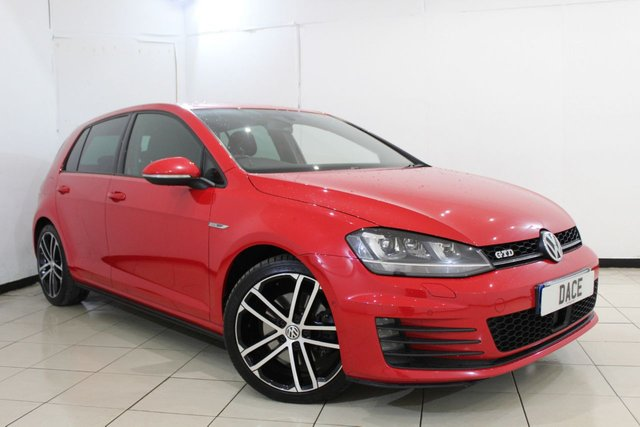 View our 2014 14 VOLKSWAGEN GOLF 2.0 GTD 5DR 181 BHP