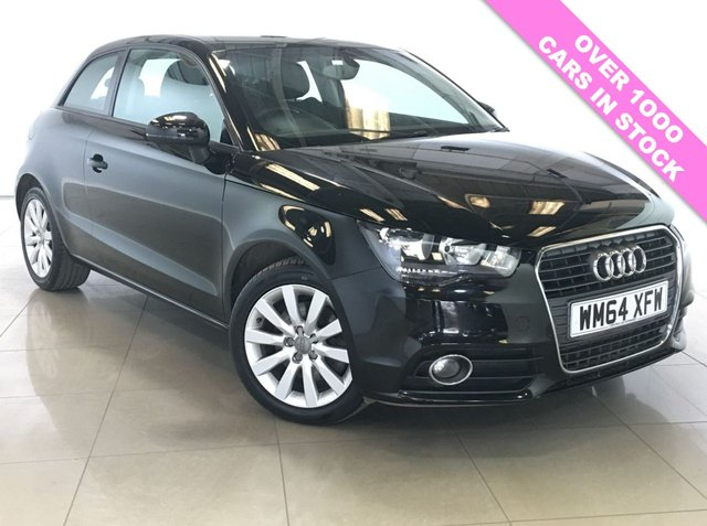 View our 2015 64 AUDI A1 1.6 TDI SPORT 3d 103 BHP