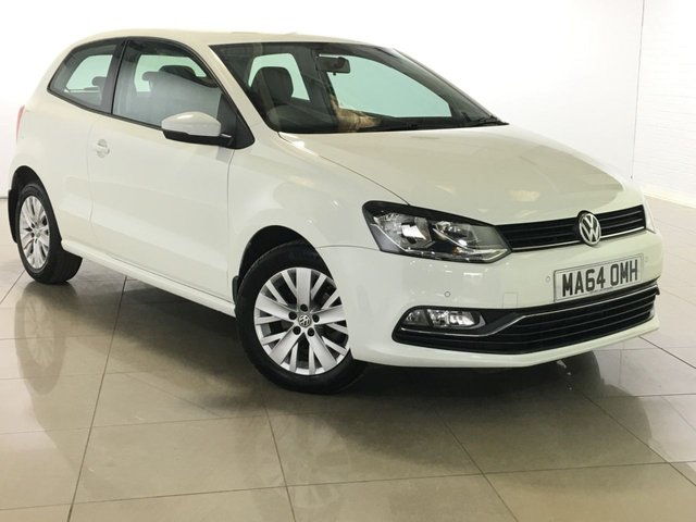 View our 2014 64 VOLKSWAGEN POLO 1.0 SE NAV 3d 60 BHP