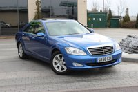 USED 2007 56 MERCEDES-BENZ S CLASS S320 CDI 4d 3.0 AUTO INSPIRED BY THE ISLAND RUM CAY