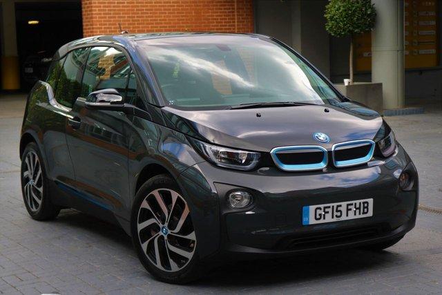 2015 15 BMW I3 0.0 I3 5d AUTO 168 BHP