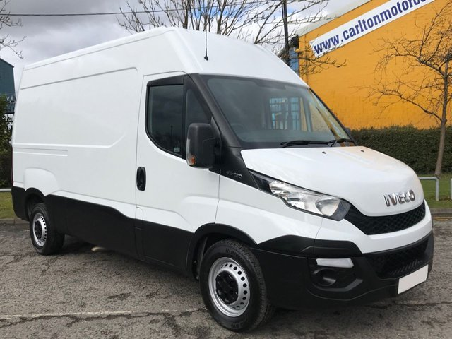 2015 64 IVECO-FORD DAILY 35S13 High roof panel 3520mm van