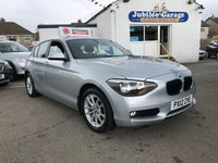 USED 2012 12 BMW 1 SERIES 1.6 116I SE 5d 135 BHP One Owner, Full BMW History, 12 Months MOT & Service!