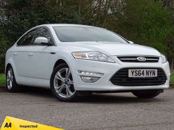 2014 FORD MONDEO 2.0 TITANIUM X BUSINESS EDITION TDCI 5d 138 BHP £10990.00