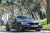 USED 2014 64 BMW 4 SERIES 435i M SPORT AUTO 340 PPK