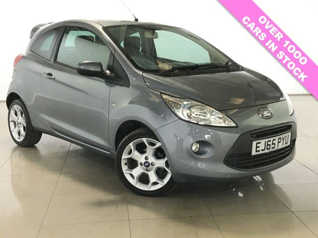 View our 2015 65 FORD KA 1.2 ZETEC 3d 69 BHP
