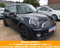 USED 2011 61 MINI CLUBMAN 1.6 COOPER D HAMPTON 5d 110 BHP