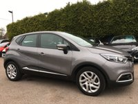 2015 RENAULT CAPTUR 1.5 DCI DYNAMIQUE MEDIANAV ENERGY S/S 5d  WITH SAT NAV AND SERVICE HISTORY  £8500.00