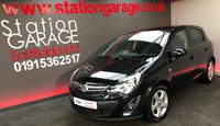 USED 2013 13 VAUXHALL CORSA 1.2 SXI AC 5d 83 BHP NICE CAR WILL FULL MAIN DEALER SERVICE HISTORY, ONE OWNER PLUS DEMO,