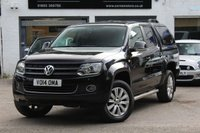 2014 VOLKSWAGEN AMAROK HIGHLINE 2.0 BiTDI 180PS 4MOTION £15990.00