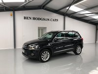 2012 VOLKSWAGEN TIGUAN 2.0 SPORT TDI BLUEMOTION TECHNOLOGY 4MOTION 5d 138 BHP £12000.00