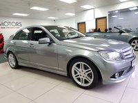 2009 MERCEDES-BENZ C CLASS 2.1 C220 CDI SPORT 4d AUTO LEATHER SERVICE HISTORY LOW MILES £SOLD