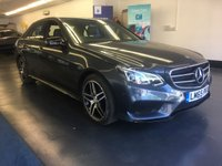 2015 MERCEDES-BENZ E CLASS 2.1 E220 BLUETEC AMG NIGHT EDITION 4d AUTO 174 BHP £19995.00