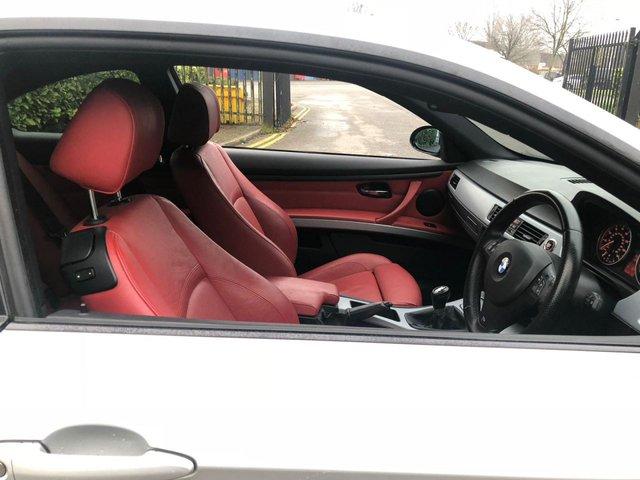 2008 58 BMW 3 SERIES 3.0 325I M SPORT 2d 215 BHP