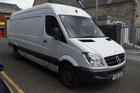 USED 2010 10 MERCEDES-BENZ SPRINTER 2.1 313 CDI LWB 1d 129 BHP