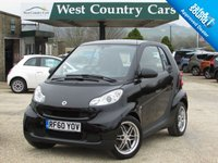 USED 2010 60 SMART FORTWO 1.0 PASSION MHD 2d 71 BHP High Spec Smart Car