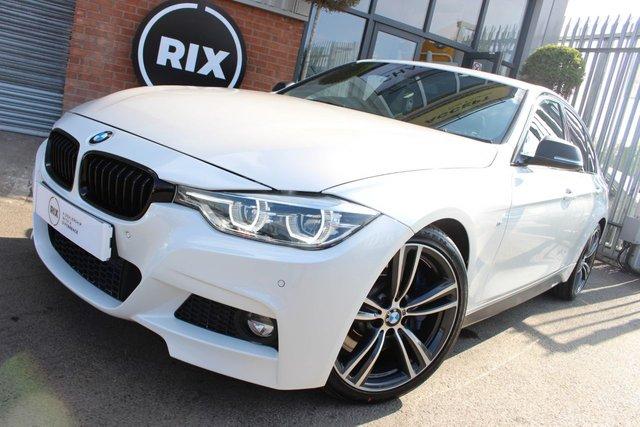 2016 16 BMW 3 SERIES 3.0 330D M SPORT 4d AUTO-M SPORT PLUS PACK-PRONAV