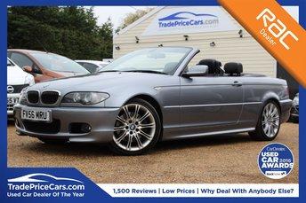2006 BMW 3 SERIES 3.0 330CD M SPORT 2d 202 BHP £5950.00