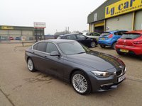 2012 BMW 3 SERIES 2.0 320D LUXURY 4d AUTO 184 BHP £12495.00