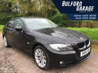 2010 BMW 3 SERIES 2.0 320I SE BUSINESS EDITION 4d 168 BHP £7994.00