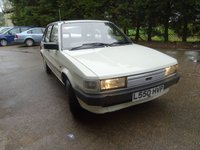 USED 1994 L ROVER MAESTRO 1.3 CLUBMAN 5d 67 BHP This vehicle has been taken in part exchange. the current owner has had the vehicle since 1996. the previous keeper worked for the Rover group and had from new in 1994. We have copies of many of the cars MOT certificates. It is currently MOT'd.