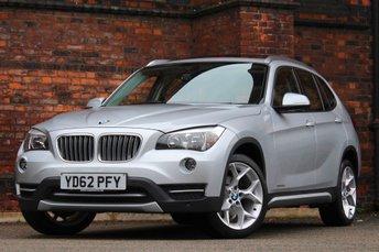 2012 BMW X1 2.0 20d xLine xDrive 5dr £12977.00