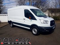 2015 FORD TRANSIT 350 2.2 125 BHP L3 H2 SHR ***CHOOSE FROM 70 VANS*** £11850.00