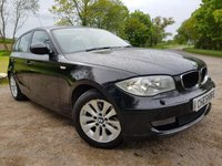 USED 2010 59 BMW 1 SERIES 2.0 120D SE 5d PARKING SENORS & EXTRAS