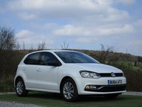 USED 2014 64 VOLKSWAGEN POLO 1.2 SE TSI 5d 89 BHP